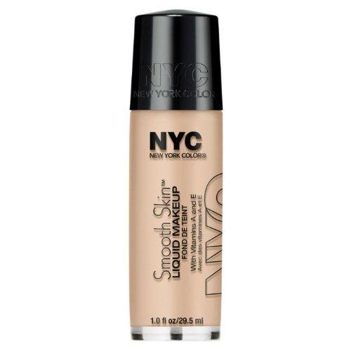 NYC Smooth Skin Liquid Makeup - Ivory by N.Y.C.