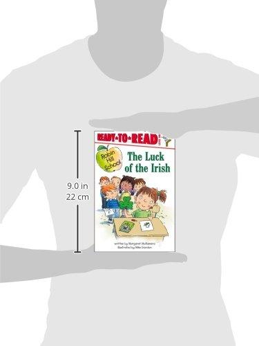 The Luck of the Irish (Robin Hill School): Margaret McNamara, Mike ...