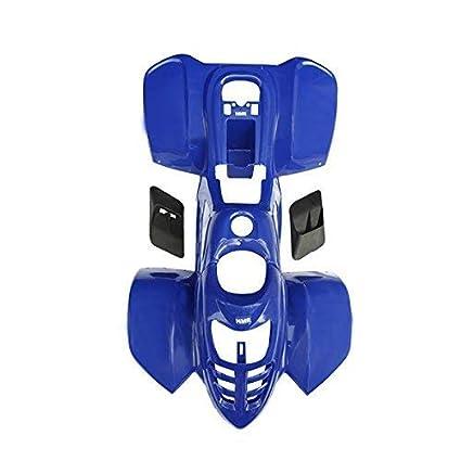 Hmparts Quad ATV kinderquad 50-110 ccm plástico set azul Nuevo