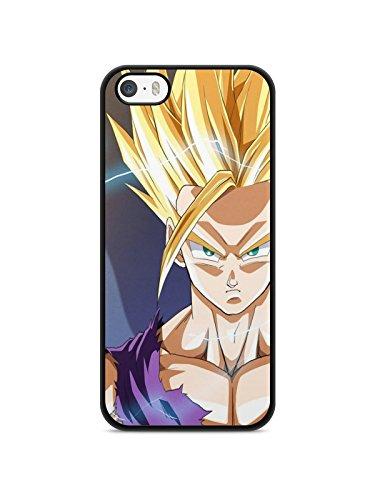 Coque Iphone 5c Dragon Ball Z Sangoku Sangohan Saiyan DBZ hard case REF11040