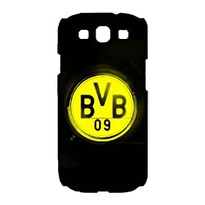 Samsung Galaxy S3 Phone Case White Borussia Dortmund BVB Bundesliga Football Club F5086057
