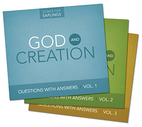 Questions with Answers Vol. 1 - 3 [3 CD Set] by Songs for Saplings