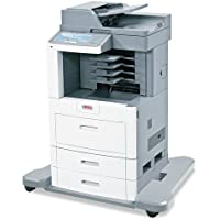 Oki MB790m MFP Multifunction Laser Printer With Mailbox, Copy/Fax/Print/Scan