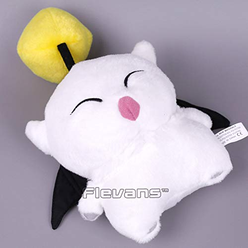 Amazon.com: GrandToyZone DOLL SERIES - 27cm (10.6 inch) Final Fantasy Plush Doll - Moogle Cartoon Plush Toy: Toys & Games