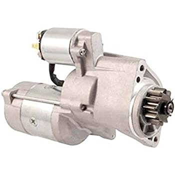 NEW STARTER MOTOR FITS EUROPEAN MODEL NISSAN PICKUP D22 TURBO DIESEL 2001-ON M2TS0571