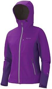 Marmot Women's Rom Jacket, Vibrant Purple/Deep Purple, Medium