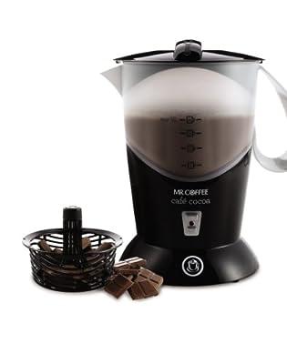 Mr. Coffee BVMC-HC5 Cafe Cocoa Hot Chocolate Maker, Black
