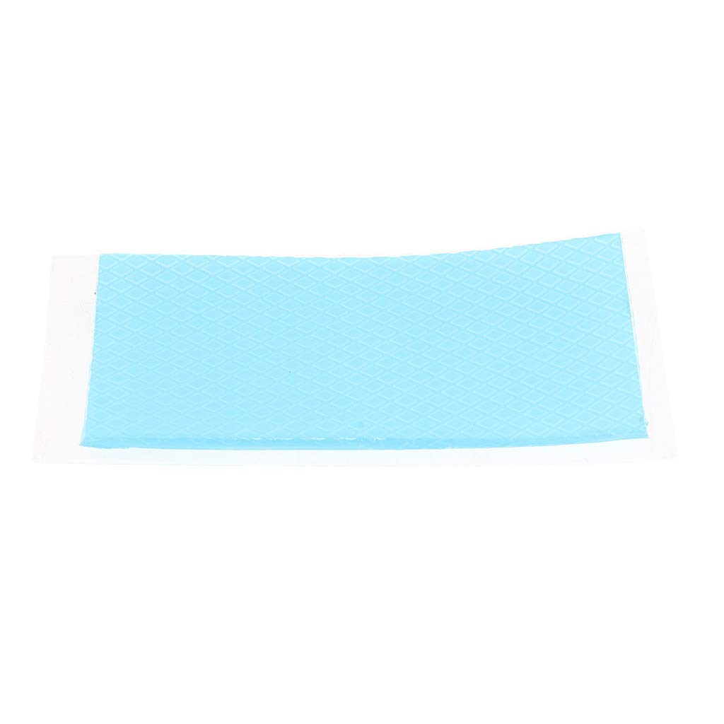 MagiDeal Reusable Silicone Burn Injury Acne Scar Remover Gel Sheet Strip Patch