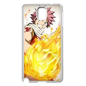 Fairy Tail Samsung Galaxy Note 3 Cell Phone Case White Exquisite designs Phone Case TF7J9HJ1