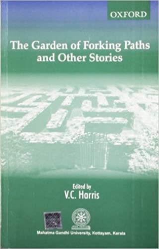 Buy The Garden of Forking Paths Book Online at Low Prices in India ...