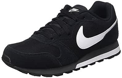 Nike Men's MD Runner 2 Shoes, Black/White-Anthracite, 39 EU (6.5 AU/US)