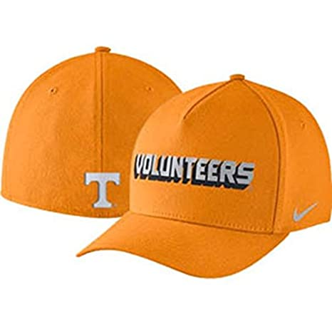 big sale eb2f8 ba1be Image Unavailable. Image not available for. Color  NIKE Tennessee Volunteers  Dri-Fit ...