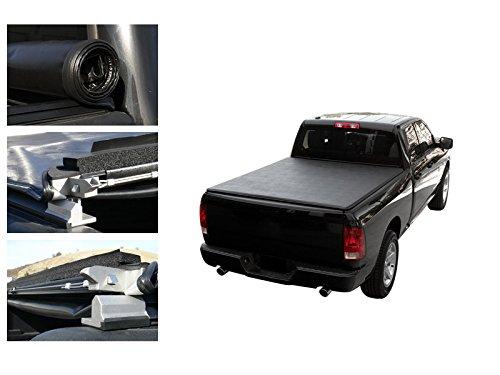94-01 DODGE RAM 1500/94-02 2500/3500 (STD/EXT/QUAD CAB), 6.5' BED VINYL TONNEAU COVER (ROLL UP) (Quad Ext Std)