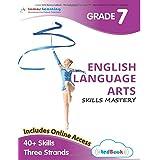 Lumos Skills Mastery tedBook - 7th Grade English Language Arts: Standards-based ELA practice workbook