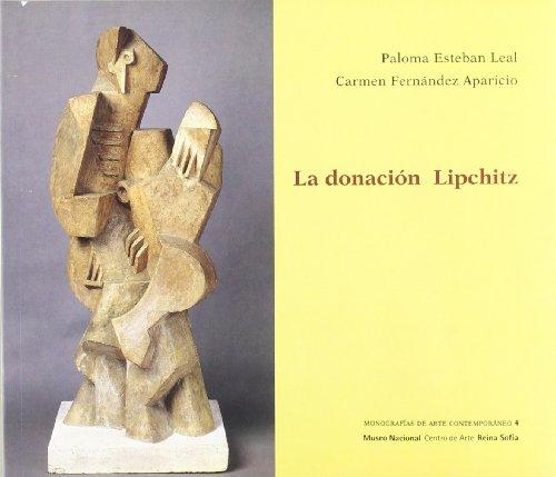Descargar Libro La Donación Lipchitz Esteban