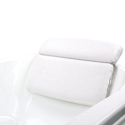 MATAS Neck & Back Non-Slip Cushioned Bath Tub Spa Pillow Suction Cups Great Relaxing by MATAS (Image #6)