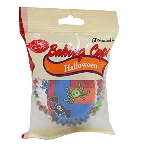 ((10 Pack) Betty Crocker Liner Halloween)