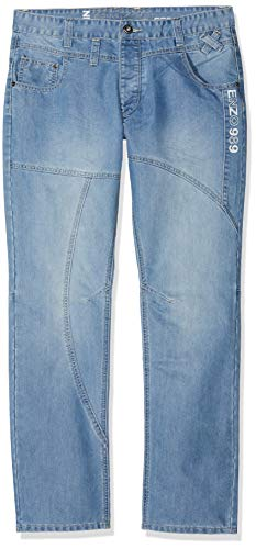 Straight lightwash Blu Uomo Enzo Lightwash Jeans wI1q55