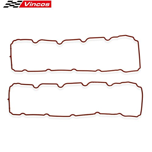 - Cylinder Valve Cover Gaskets VS50521R Replacement For Dodge Dakota Ram 1500 2002-2003 Durango 00-01 Replacement For Jeep Grand Cherokee 02-03 4.7L VIN N