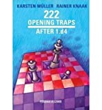 222 opening traps after 1 d4 and all other moves except 1 e4 progress in chess 29 by muller karsten author 2008 paperback