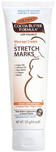Palmer's Cocoa Butter Formula Massage Cream for Stretch Marks, 4.4 Oz (Cocoa Butter Stretch Mark Cream)