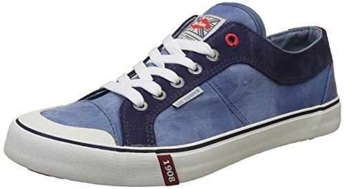 Buy Lee Cooper Men's Blue Sneakers-9 UK