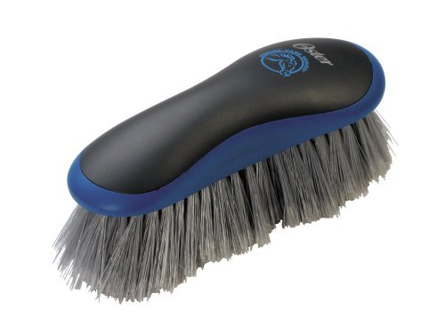 Tools Grooming Equine Series Care (Oster Equine Care Series Grooming Brush, Stiff Bristle, Synthetic, Blue Outdoor, Home, Garden, Supply, Maintenance)