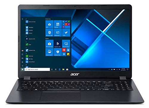 Acer Extensa 15 10th Gen Intel Core i3-1005G1 15.6′ Full HD Display Thin and Light Laptop(4GB RAM/1 TB HDD/Win10/Integrated Graphics/Black/1.9 Kg), EX215-22