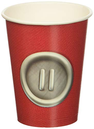 Disney Mickey Mouse Clubhouse Playtime 9oz Hot/Cold Paper Cups (8ct) ()
