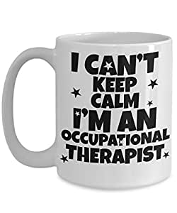 Occupational Therapist Gifts Mug for Men or Women Assistants