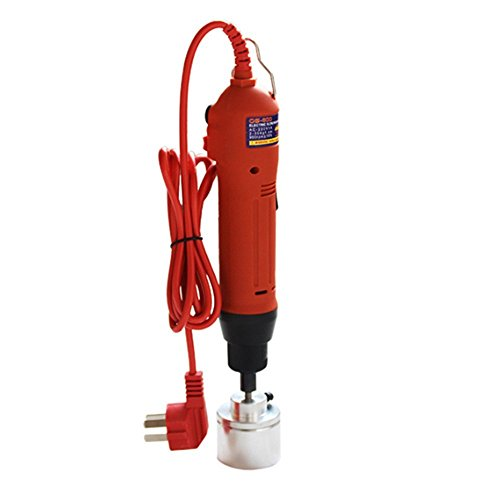 10-50mm New Manual Electric Screw Capper Plastic Bottle Capping Machine 220V by cjc (Image #7)