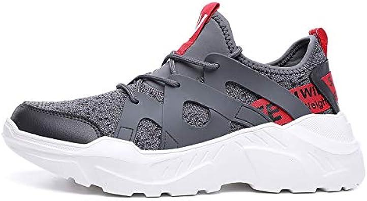 YZWD Zapatillas Spinning Hombre Zapatillas De Deporte Unisex Zapatos De Malla Transpirable Zapatos Casuales Ligeros Para Correr Para Hombres 7.5 H: Amazon.es: Zapatos y complementos