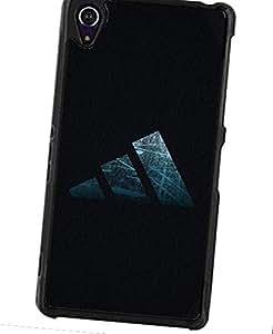 Brand Logo - Adidas Rugged Hardshell Skin Protector Funda Case Sony Xperia Z2 Funda Case & Cover