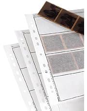 Hama Archival Negative Glassine Sheets Sleeves for 60mm 6x6 x 6x7 6x8 6x9 Films - 100pcs