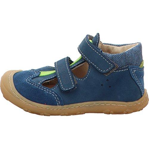 Mixte Ricosta Chaussures Bébé Vert Ebi Pétrole Marche BffO8Iq