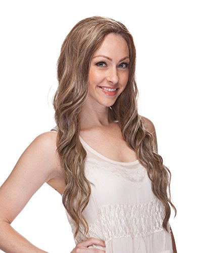 Hair Sepia Synthetic Wig (Paris 3/4 Synthetic Wig By Sepia T27/613)