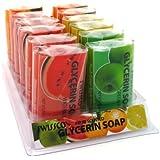 Swissco Soap Glycerin Fruit (Pack of 12)