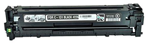 SPEEDY TONER Canon 131 Remanufactured Black Laser Toner C...