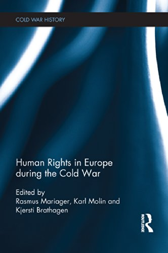 Download Human Rights in Europe during the Cold War (Cold War History) Pdf