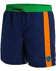 Zagano Zwembroek voor heren, met trekkoord, zwembroek, sportbroek, shorts S-5XL, gemaakt in de EU