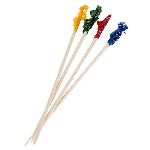 Perfect Stix FP4-200ct Sandwich Frill Picks, 4