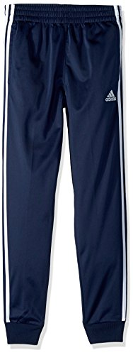 (adidas Boys' Big Jogger Pant, Navy Heather X-Large)