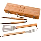 Personalized BBQ Grill Utensils - Grill Accessories - Grill Set