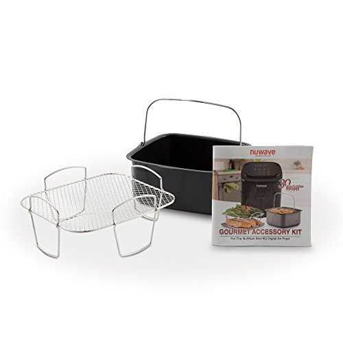 Price comparison product image Nuwave Brio Gourmet Accessory Kit
