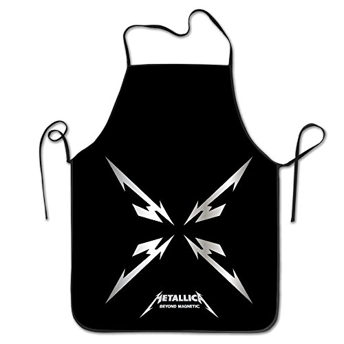 Cooking Aprons Metallica Hardwired…To Self-Destruct Adult Kitchen Aprons