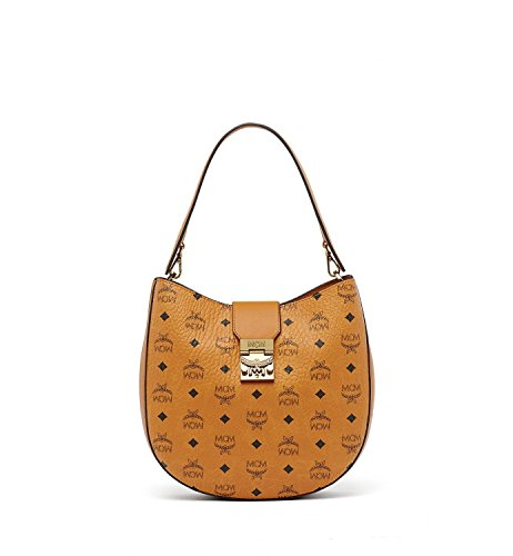 Visetos Patricia Medium Cognac Hobo Womens MCM qEx0gH1w