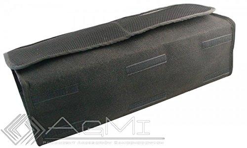 EJP-Bag Praktische Kofferraumtasche in Schwarz gro/ß f/ür jedes Fahrzeug Passend f/ür TOURNEO Custom
