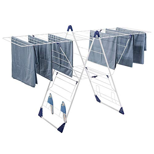 Drynatural Drying Rack Folding Extra Large Gull Wing Cloth A