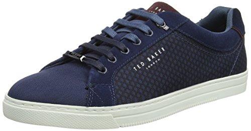 Sarpio Ted Blue dark Baker Azul Zapatillas Hombre 0000ff Para FFqr6B5