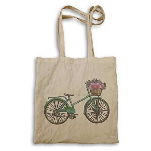 Vintage Fahrrad Fahrrad Tragetasche q681r